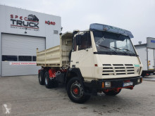 ciężarówka Steyr 1491, Tipper 6x4, Full Steel, big axles ,6 CYLINDERS