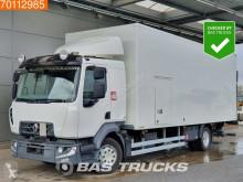 camión Renault D12 250 Ladebordwand