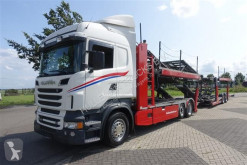 camion Scania R500 WITH PUSHER AXLE METAGO/METAGO