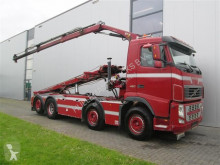 Volvo FH460 8X2 truck