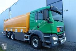 camion MAN TGS26.480 6X2 COMPLETE TANK TRUCK RETARDER EURO 5
