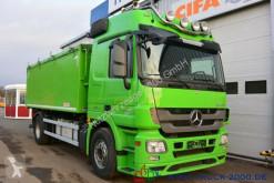 camião Mercedes Actros 1848 22m³ Alu Kempf Getreide Retarder 1.H