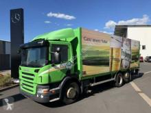 camion Scania P320DB 6x2 Getränkefahrzeug LBW 2x AHK