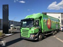 camion cassone trasporto bibite Scania