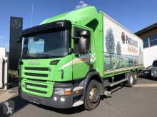 camion Scania P320 DB 6x2 Getränkefahrzeug LBW 2x AHK