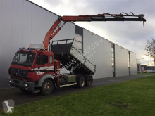 Fassi MERCEDES-BENZ - SK2544 6X2 EPS FULL STEEL 190 truck