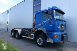 camion MAN 30.464 4X4+1 HOOK MANUAL EURO 3