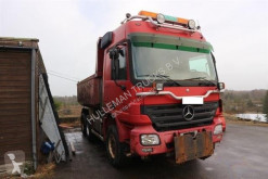 camion nc MERCEDES-BENZ - ACTROS 3350 - SOON EXPECTED - 6X4 FULL STEEL RETARDER HUB REDUCT