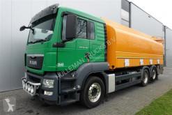 ciężarówka MAN TGS26.480 6X2 COMPLETE TANK TRUCK EURO 5 RETARDER STEERING AXLE