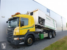 camion Scania P420 6X2 MANUAL SIMON MOOS STEERING AXLE EURO 3