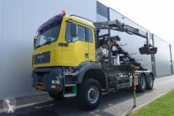 MAN TGA26.410 6X6 truck