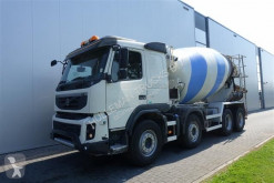 Volvo FMX460 8X4 FULL STEEL INTERMIX 10M3 EURO 5 truck