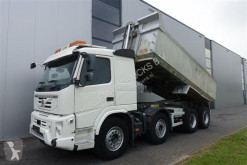camion Volvo FMX 500 8X4 FULL STEEL I-SHIFT HUBREDUCTION EURO 5