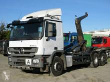 camion Mercedes Actros 2541 L6x2 Abrollkipper Meiller, Lift+Lenk