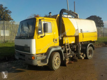 camion DAF Road Sweeper