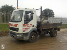 ciężarówka wywrotka DAF