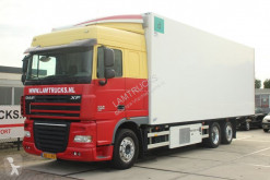 ciężarówka chłodnia z regulowaną temperaturą DAF