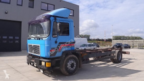 camion MAN 18.262 (6 CYLINDER ENGINE WITH ZF-GEARBOX / MANUAL PUMP)