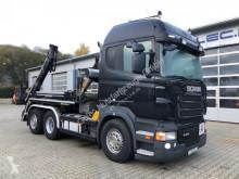 Scania R480 6x2 Absetzkipper Meiller 16T *mit Plane truck