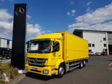Mercedes Axor 2529 LL 6x2 Schwenkwand Lenkachse Kamera truck