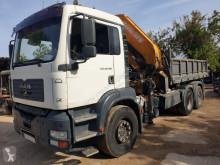MAN CAMION GRUA MAN 410 6X2 PM 41S 2004 truck