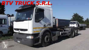 грузовое шасси Renault