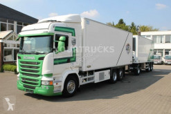 camion Scania R 450 E6 Thermo King 1200UT/Fleisch/Tür/komp.ZUG