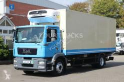 MAN refrigerated truck