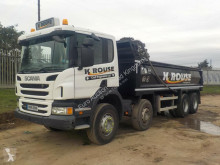 camion Scania 8x4 Tipper Lorry