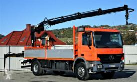 ciężarówka Mercedes Actros 1836 Pritsche 6,10m+Kran/FUNK *Topzustand