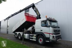 Volvo FMX450 6X2 CRANE FULL STEEL truck