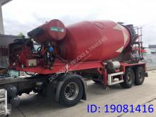 MOL Mixer Automix AM11D truck