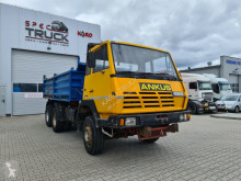 camion Steyr 1491, Tipper 6x6, Full Steel, big axles ,6 cylinders