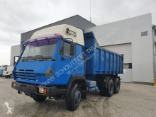 camion Steyr 1491 1491 6x4