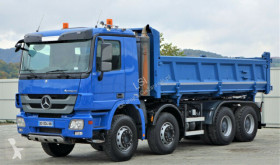 camion Mercedes Actros 3241 Kipper 5,90 m + Bordmatic / 8x4