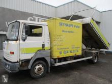 camion Nissan T 135 , Tipper , Belgian truck ,