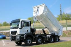 camion MAN TGS 41.430 8x4 / Kipper 16m³ / EURO 6