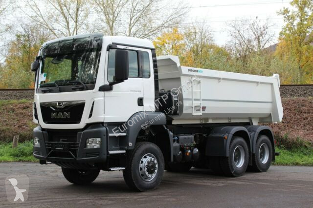 Zobaczyć zdjęcia Ciężarówka MAN TGS 33.420 6x6 /Mulden-Kipper