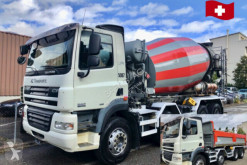 camion betoniera cu rotor/ Malaxor DAF