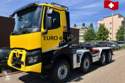 camion Renault K 460 8x4 EURO 6