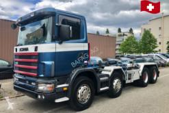 camion dublu Scania