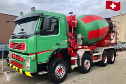 camion betoniera cu rotor/ Malaxor Volvo