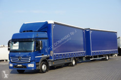 camion remorque rideaux coulissants (plsc) nc