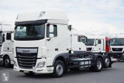 ciężarówka DAF - 106 / 460 / E 6 / BDF + WINDA / ACC / RAMA 7,3 M