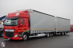 kamion s návěsem DAF - / 400 / SSC / EURO 6 / ZESTAW PRZESTRZENNY 120 + remorque