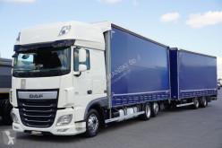kamion s návěsem DAF - 106 / 460 / SSC / EURO 6 / ZESTAW PRZEJAZDOWY 120 + remorque