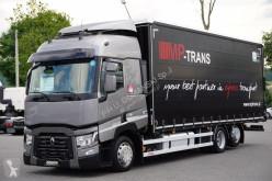 ciężarówka Renault - T 460 / EURO 6 / FIRANKA / 20 PALET / 3 OSIE