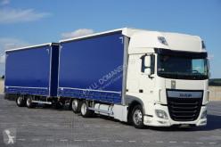 kamion s návěsem DAF - 106 / 460 / SSC / EURO 6 / ZESTAW PRZEJAZDOWY + remorque