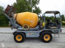 Dieci concrete mixer concrete mixer truck