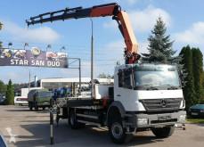 camion Mercedes AXOR 1829 4x4 PALFINGER PK 29002 E EURO 4 Kran